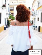Blusa Off-Shoulders